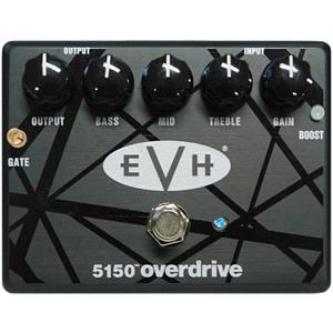 MXR エムエックスアール / EVH5150 OVERDRIVE【オーバードライブ】