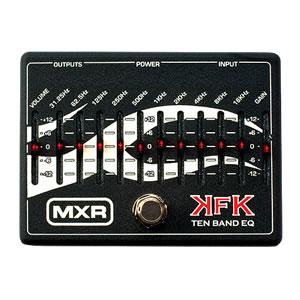 MXR エムエックスアール / KFK-1 KFK TEN BAND EQ【イコライザー】