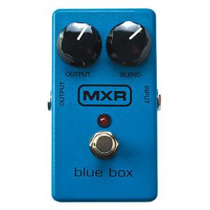 MXR エムエックスアール / M-103 BLUE BOX【オクターバー】
