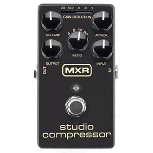 MXR エムエックスアール / M76 STUDIO COMPRESSOR【コンプレッサー】