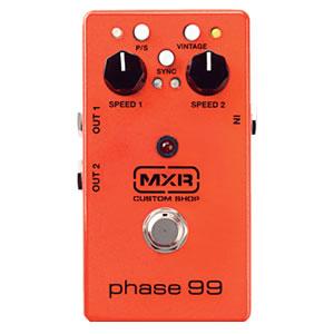 MXR エムエックスアール / Custom Shop CSP099 phase 99【フェイザー】