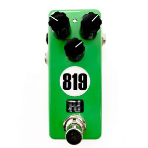 Pedal diggers ペダルディガーズ / 819 mini【オーバドライブ】