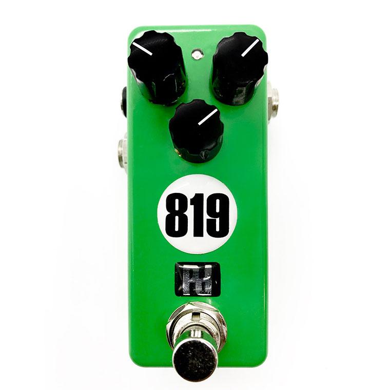 Pedal diggers ペダルディガーズ / 819 mini【オーバードライブ】
