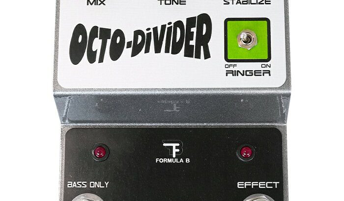 Formula B Elettronica フォーミュラビー エレットロニカ / OCTO-DIVIDE オクトディバイバー【オクターバー】