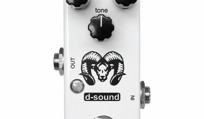 D-Sound ディーサウンド / '73 Rams Head ラムズヘッド【ファズ】