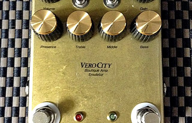 VeroCity Effects Pedals ベロシティーエフェクトペダル / Super Lead Ultra Gain