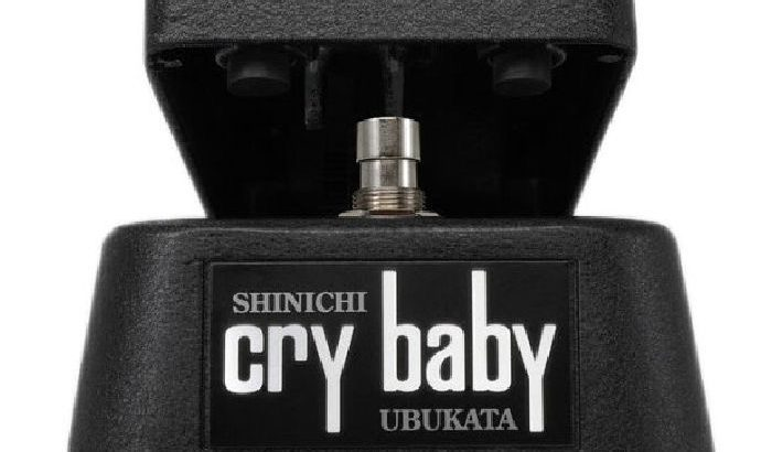 Jim Dunlop ジムダンロップ / SU95 UBUKATA WAH 生形真一(Nothing's Carved In Stone / ELLEGARDEN)シグネチャーワウ【ワウペダル】
