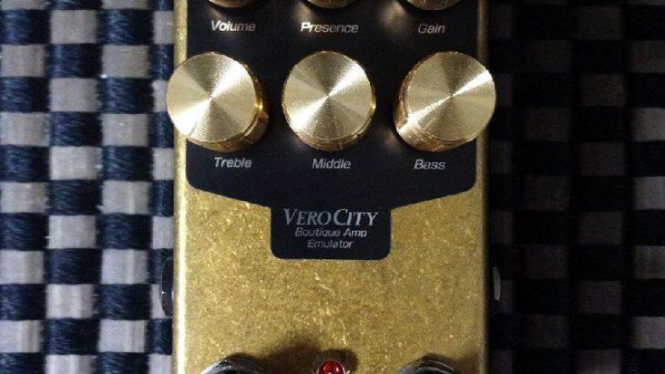 VeroCity Effects Pedals ベロシティーエフェクトペダル / XTC-B2
