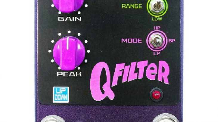 Formula B Elettronica フォーミュラビー エレットロニカ / Qfilter キューフィルター【オートワウ/エンベロープフィルター】