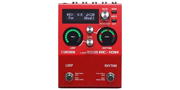 BOSS ボス / RC-10R Rhythm Loop Station【ルーパー】