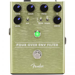 FENDER フェンダー / Pour Over Envelope Filter 【オートワウ】