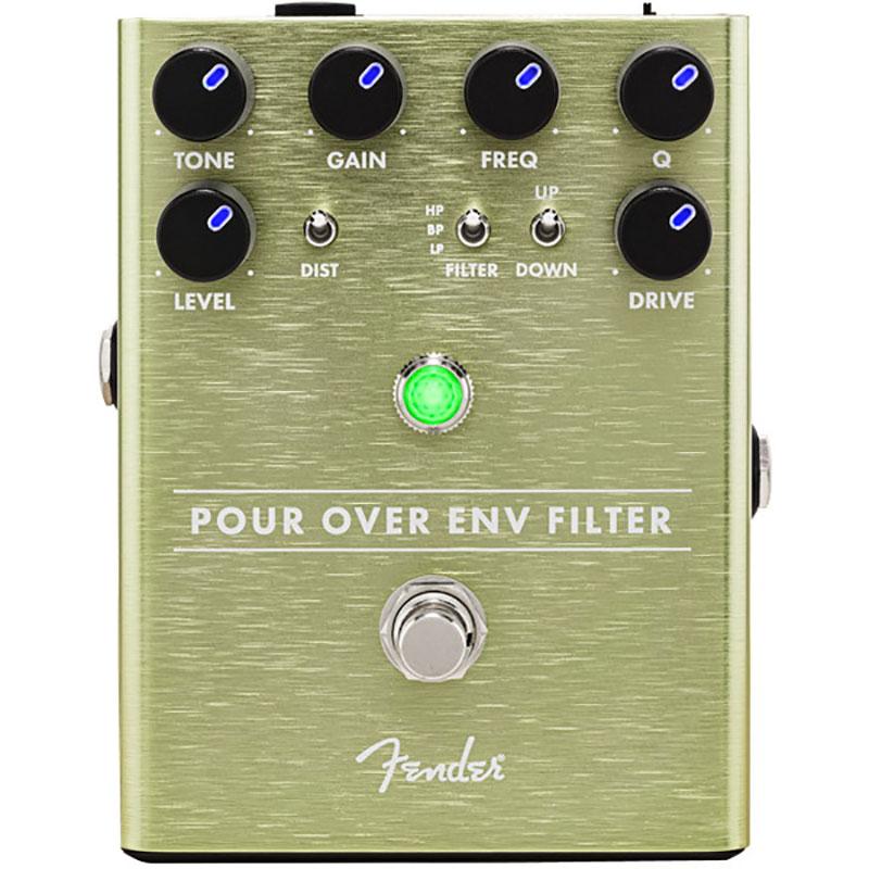 FENDER フェンダー / Pour Over Envelope Filter【オートワウ】
