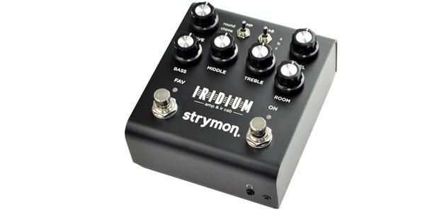 strymon ストライモン / Iridium イリジウム【アンプシミュレーター】