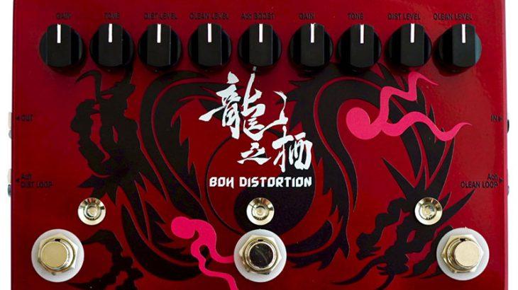 TOKYO EFFECTOR 東京エフェクター / BOH DISTORTION 龍之栖 – Ryu No Sumika -【ベース用ディストーション・プリアンプ】