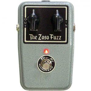 Tru-Fi トゥルーファイ / Zoso Fuzz Gray【ファズ】
