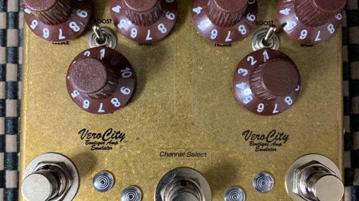 VeroCity Effects Pedals ベロシティーエフェクトペダル / FBM-Custom
