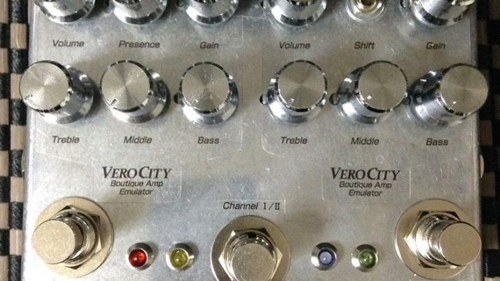 VeroCity Effects Pedals ベロシティーエフェクトペダル / VeroTwin-Premium