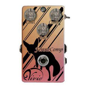 Vivie ビビー / FenneComp BASS Compressor【ベース用コンプレッサー】