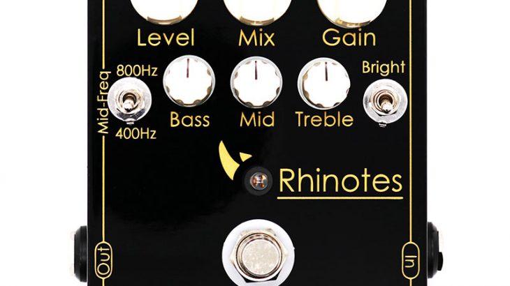 Vivie ビビー / Rhinotes Bass OverDrive【ベース用オーバドライブ】