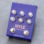 Vertex Effects ヴァーテックスエフェクト / NYLE Compressor + Preamp【コンプレッサー】【プリアンプ】【ギター エフェクター】