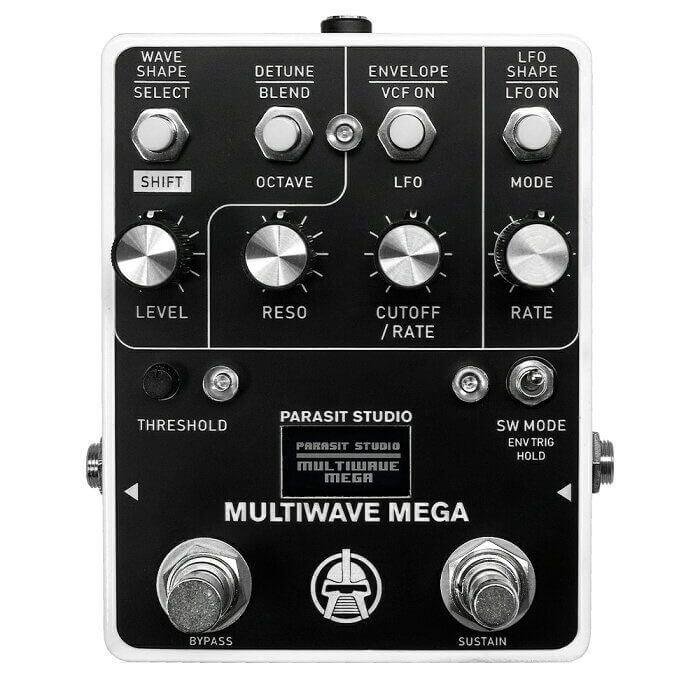Parasit Studio パラジットスタジオ / The Multiwave Mega Guitar Synthesizer ザ マルチウェーブ メガ【ギター シンセサイザー】