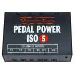 VooDoo LAB ブードゥーラボ / Pedal Power ISO-5【パワーサプライ】