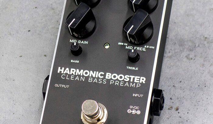 Darkglass Electronics ダークグラスエレクトロニクス / Harmonic Booster 2.0 ハーモニックブースター【ベース エフェクター】
