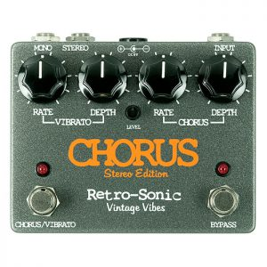 Retro-Sonic レトロソニック / Chorus