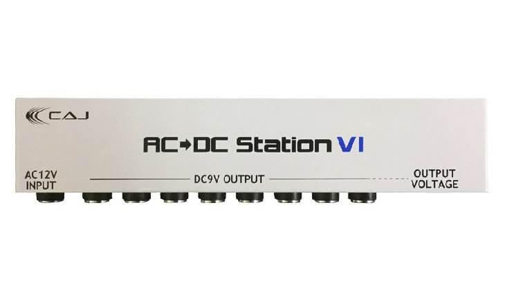 Custom Audio Japan カスタムオーディオジャパン / AC/DC Station VI【パワーサプライ】【CAJ】