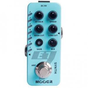 MOOER ムーア / E7【ギターシンセサイザー】【ギター エフェクター 】