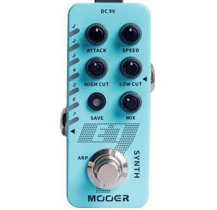 MOOER ムーア / E7【ギターシンセサイザー】
