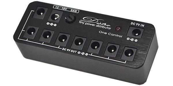 One Control ワンコントロール / Distro Black【パワーサプライ】