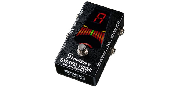 Providence プロヴィデンス / SYSTEM TUNER STV-1JB Black【チューナー】【ジャンクションボックス】【バイタライザー】