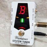 Providence プロヴィデンス / SYSTEM TUNER STV-1JB White【チューナー】【ジャンクションボックス】【バイタライザー】