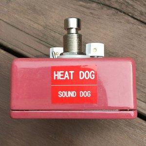 SOUND DOG サウンドドッグ / HEAT DOG (OVER DRIVE)【オーバードライブ】