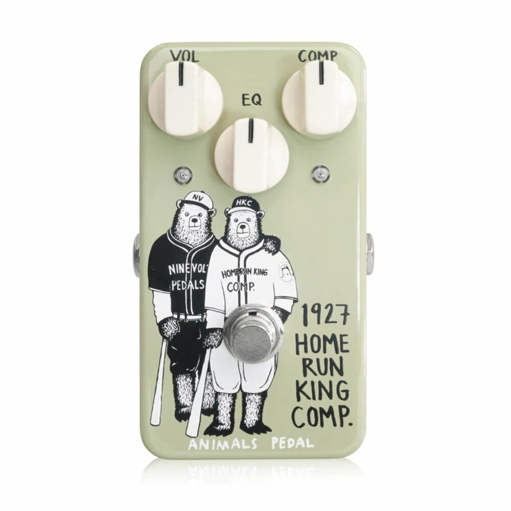 Animals Pedal アニマルズペダル / 1927 HOME RUN KING COMP.【コンプレッサー】【ギター エフェクター】