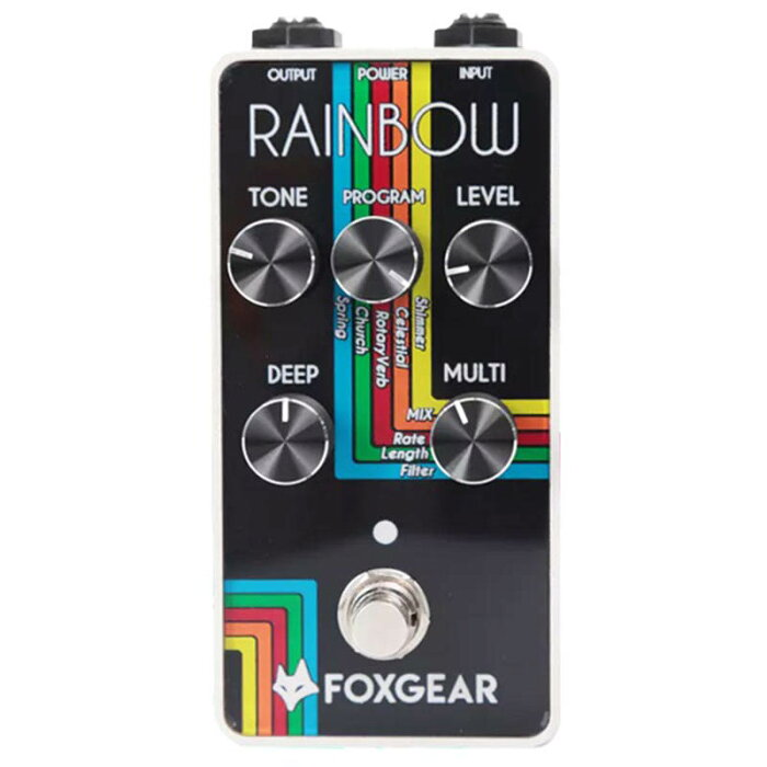 FOXGEAR フォックスギア / RAINBOW【リバーブ】