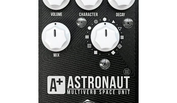 Shift Line シフトライン / Astronaut III アストロノート スリー【空間系マルチエフェクター】