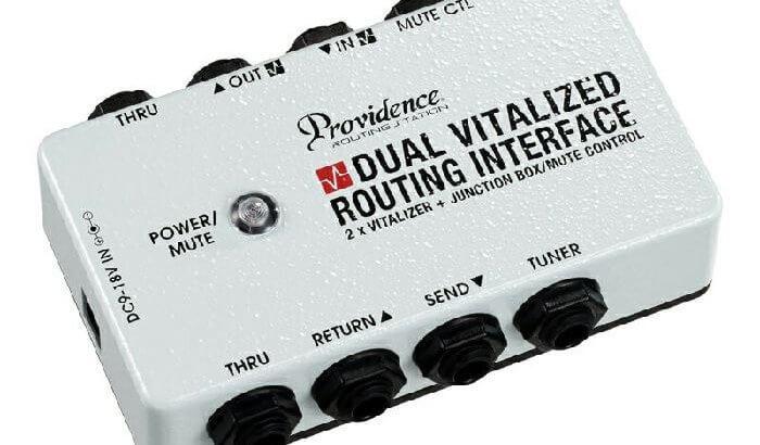 Providence プロヴィデンス / DVI-1M DUAL VITALIZED ROUTING【バイタライザー】【ギター エフェクター】
