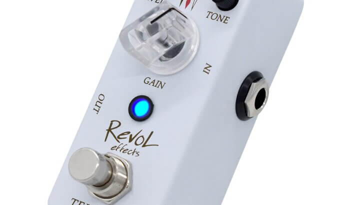 RevoL effects レヴォル エフェクツ / OVERDRIVE TERZO OD テルッツォ EOD-03【オーバードライブ】