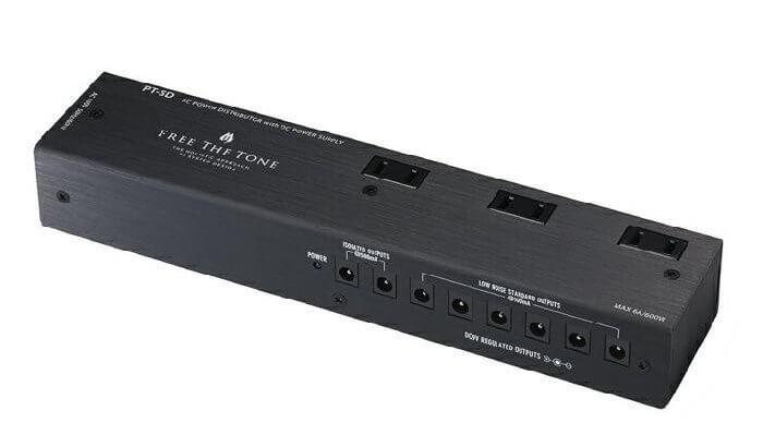 Free The Tone フリーザトーン / PT-5D AC POWER DISTRIBUTOR with DC POWER SUPPLY【パワーディストリビューター】【パワーサプライ】