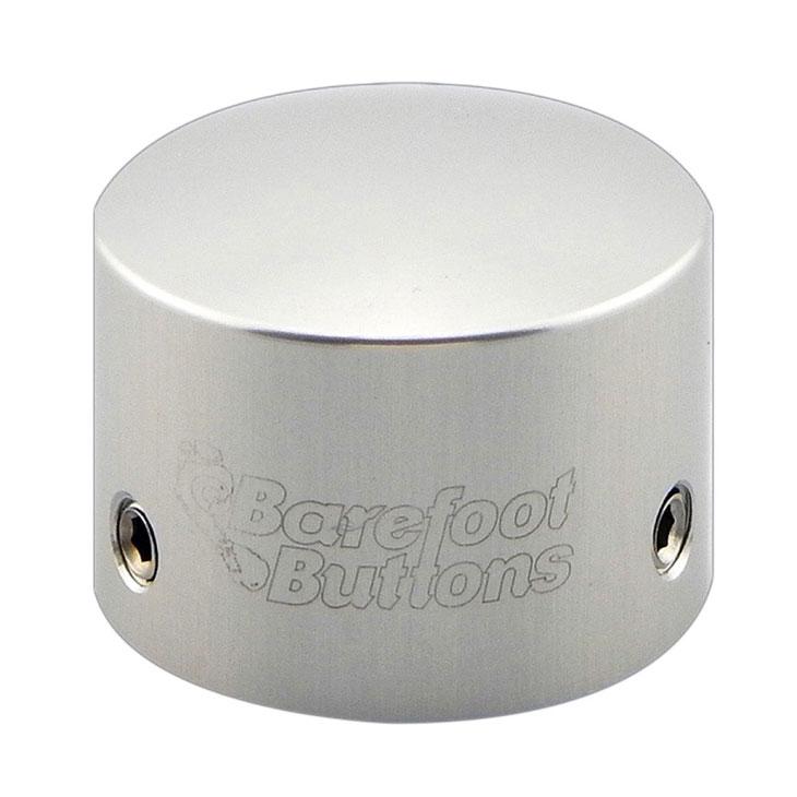Barefoot Buttons ベアフットボタン / V1 Tallboy Silver【フットスイッチ】