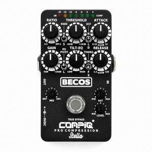 BECOS ベコス / CompIQ STELLA Pro Compressor【コンプレッサー】