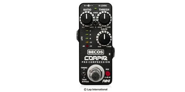 BECOS ベコス / CompIQ MINI Pro Compressor【コンプレッサー】