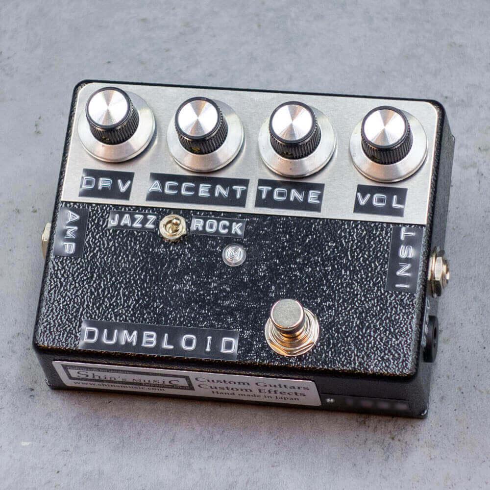 Shin's Music シンズミュージック / Dumbloid Special【オーバードライブ】【ギター エフェクター】