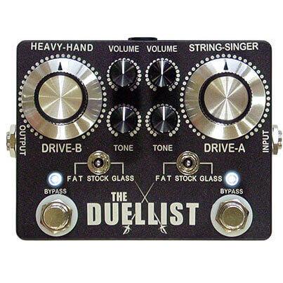 KING TONE GUITAR キングトーンギター / THE DUELLIST【オーバードライブ】【ブースター】