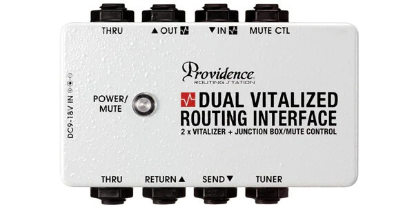 Providence プロヴィデンス / DVI-1M DUAL VITALIZED ROUTING【バイタライザー】【ジャンクションボックス】
