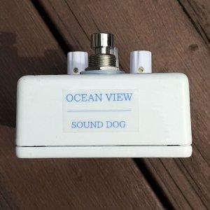 SOUND DOG サウンドドッグ / OCEAN VIEW(CHORUS)【コーラス】
