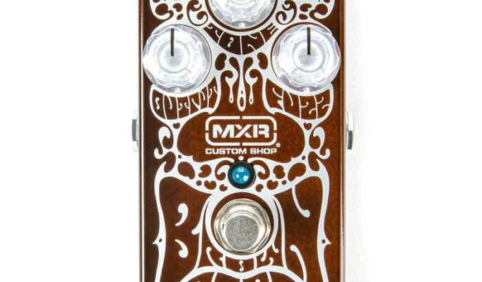 MXR エムエックスアール / CSP038 Brown Acid Fuzz Limited【ファズ】