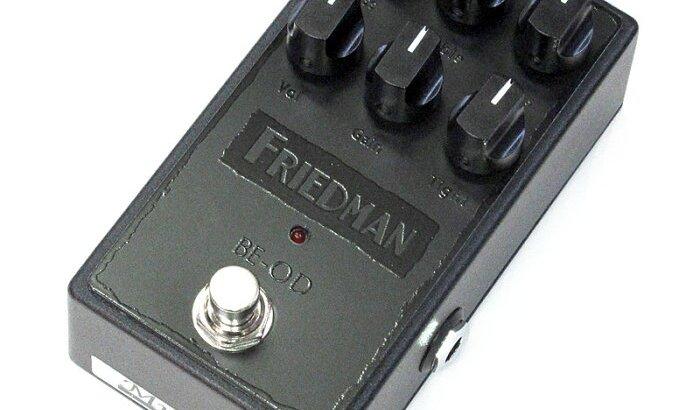 FRIEDMAN フリードマン / BE-OD BLACKED OUT【オーバードライブ】